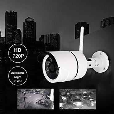 Ip Wirless V380  Waterproof Security Survelliance Camera