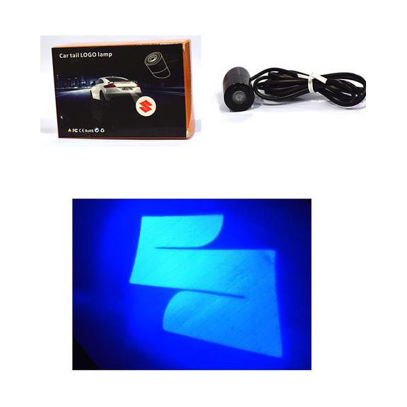 Laser LED Tail Logo Lamp - Suzuki