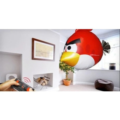 Remote Control Inflatable Flying Angry Bird Toy
