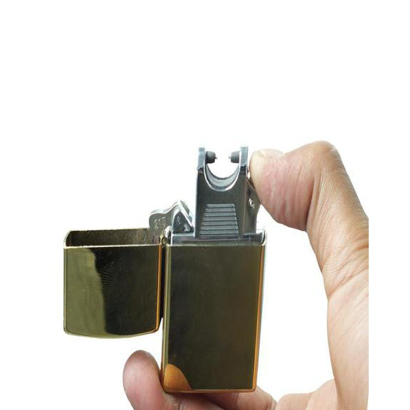 Stylish-Windproof-Usb-Lighter