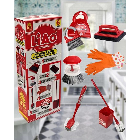 Liao-Kitchen-Bath-Cleaning-Set