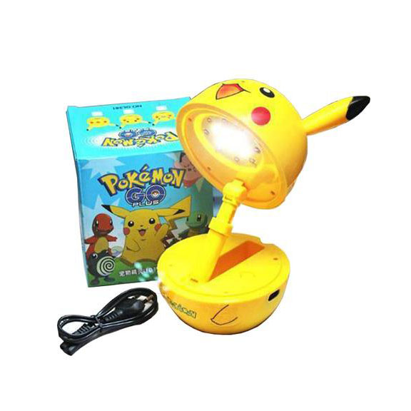 Rechargeable Adjustable Pokemon LED Table Lamp