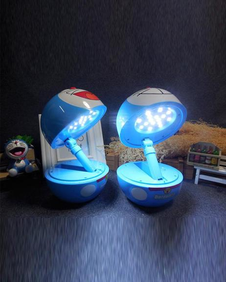 Rechargeable Adjustable Doraemon LED Table Lamp