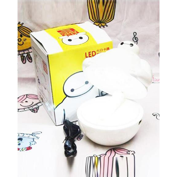 Rechargeable Folding Table 16 LED Lamp For Kids - Baymax