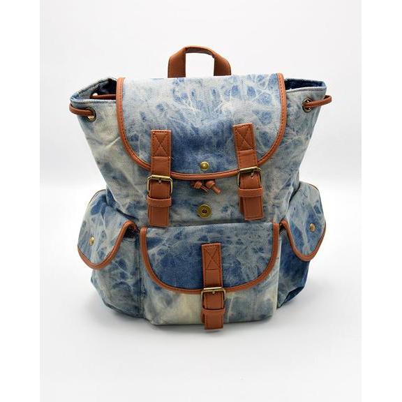 Retro-Vintage-Denim-Backpack