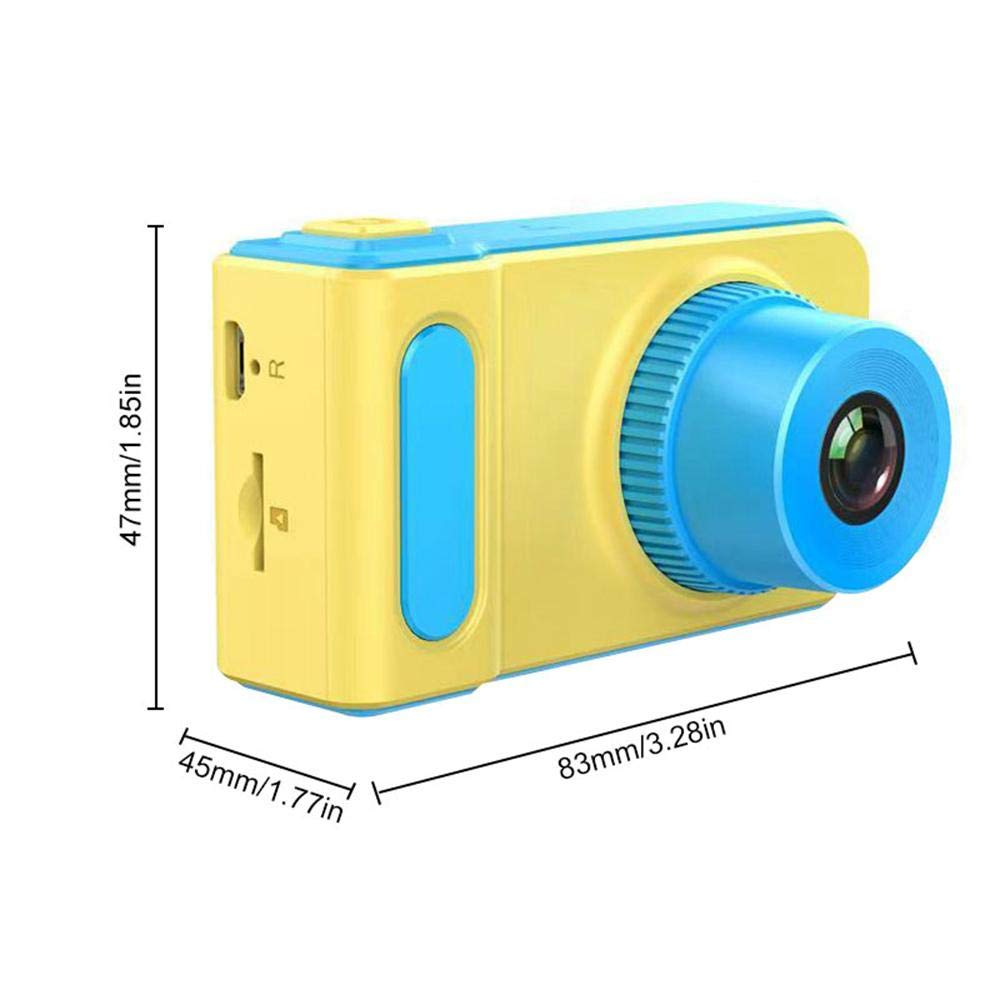 Children Mini Digital Kids Camera Cute Cartoon Camera