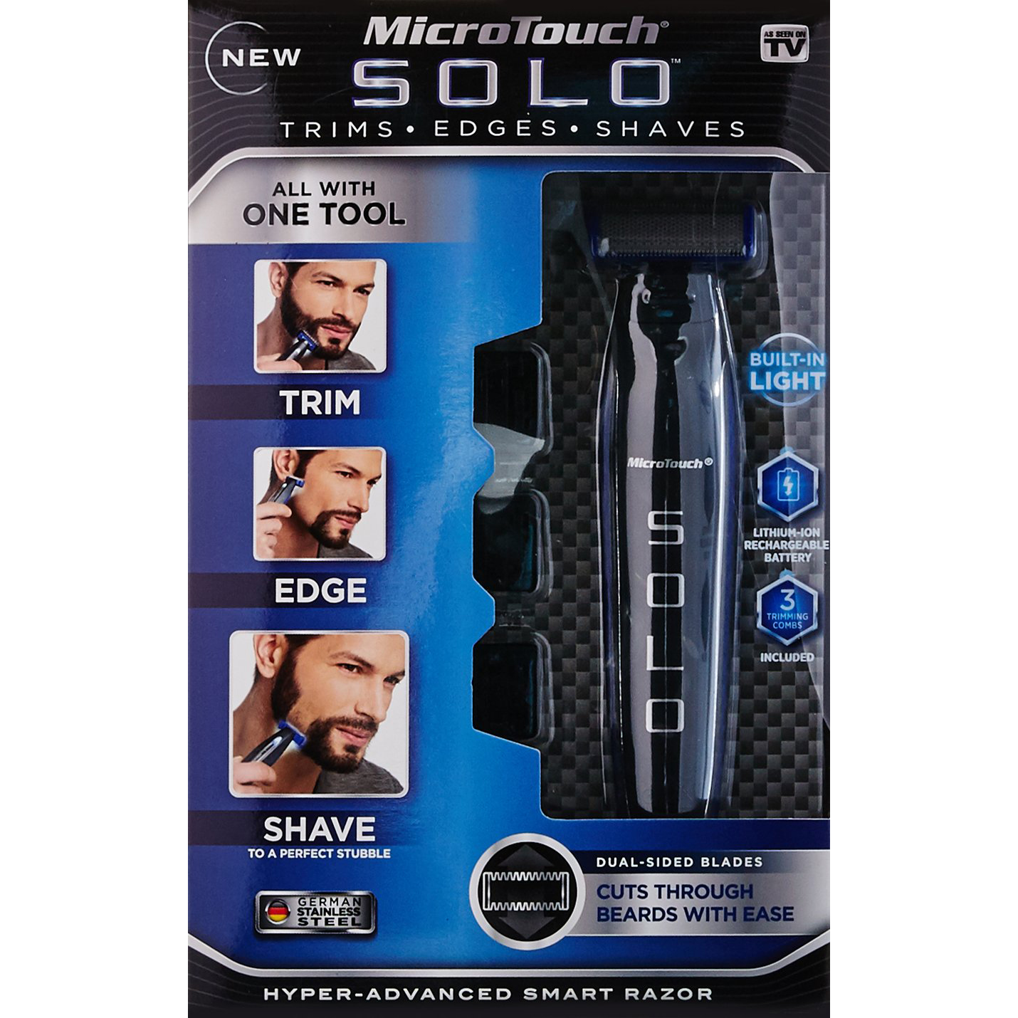 Microtouch-Solo-Beard-Trimmer