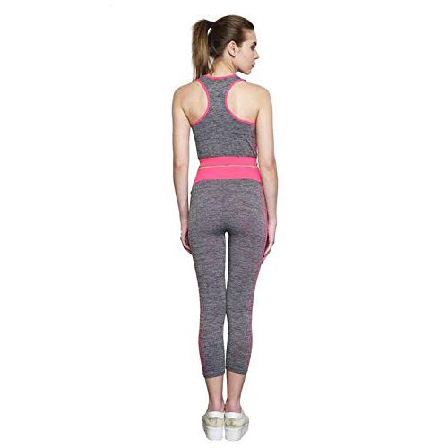 Copper Fit Yoga Wear Suit Slimming