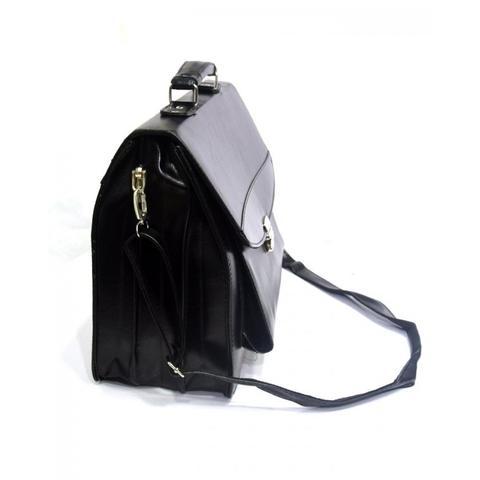 Laptop Bag Leatherette - Black