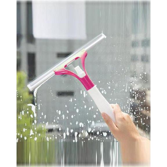 Multipurpose Shower Squeegee Mirror & Window Cleaning Wiper