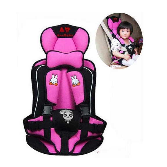 Portable-Kids-Cushion-Car-Seat