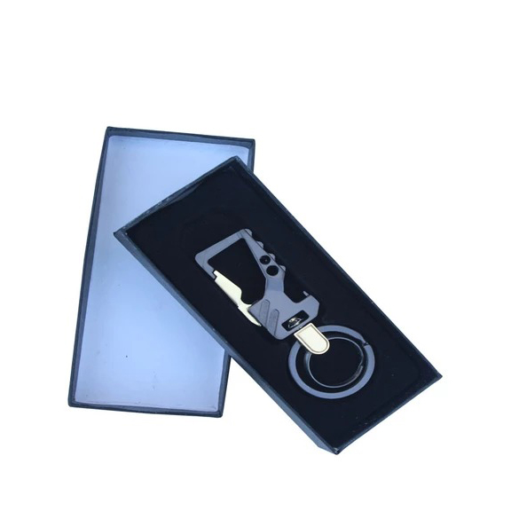 Pack Of 2 Stylish Metal key chain
