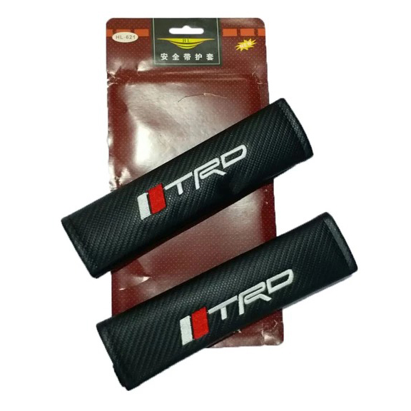 TRD- Seat Belt Covers Set For All Cars