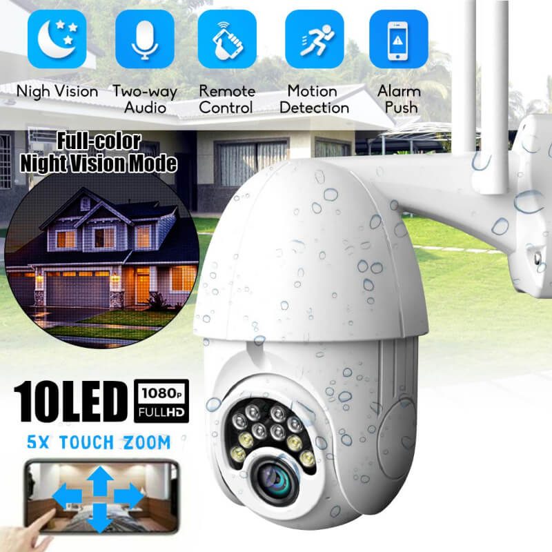 dome-rotating-home-security