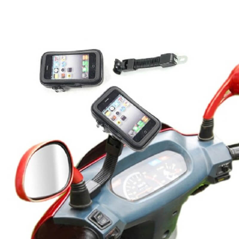 Weather-Resistant-Bike-Bicycle-Phone-Holder