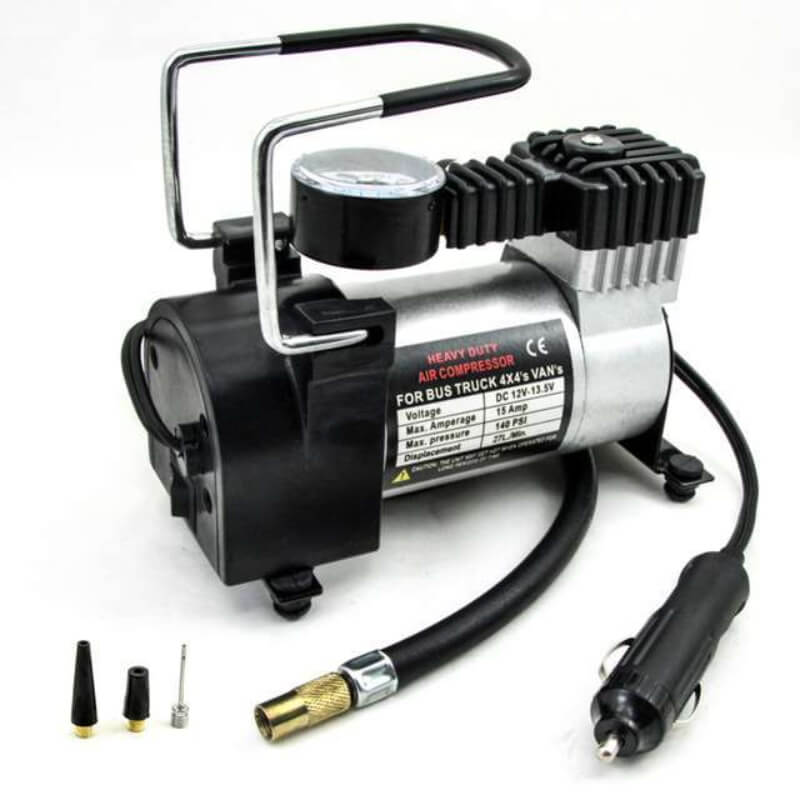 Heavy-Duty-Car-Piston-Metal-Air-Compressor-150psi