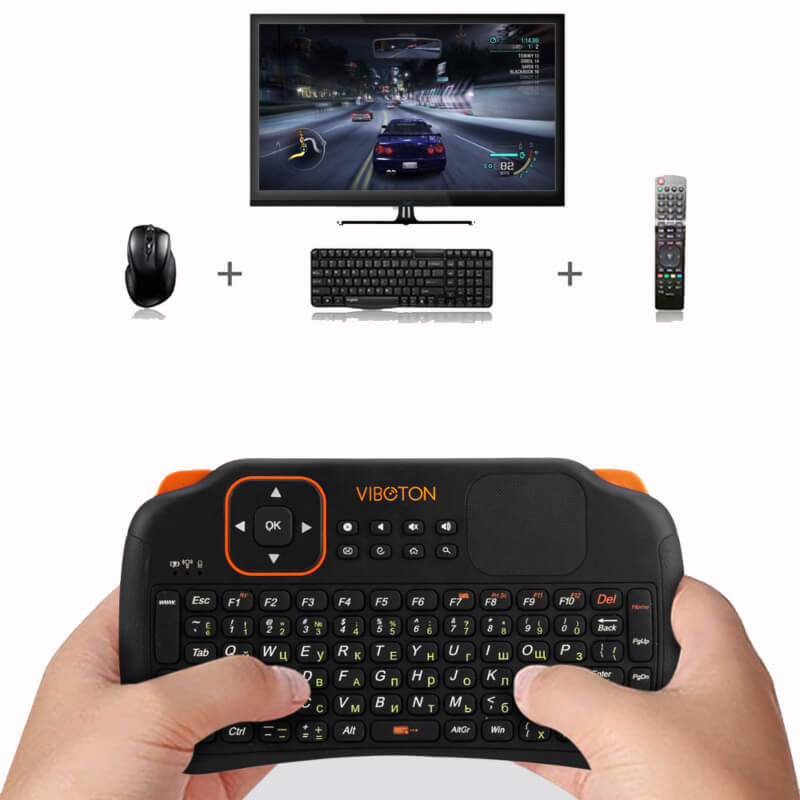 Viboton-Touch-pad-wireless-keyboard-mouse-S1