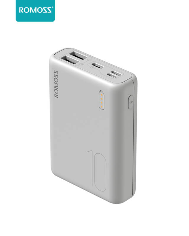 Romoss-simple10-power-bank-10000mah-3-input-and-2-output