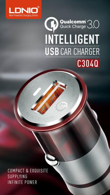 LDNIO-C304Q-Car-Charger
