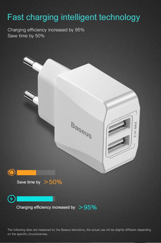 Baseus-Charger-Mini-Dual-USB-Charger-2.1A