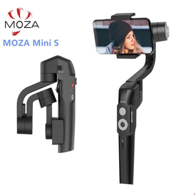 GIMBAL MOZA MINI S FOR SMARTPHONE