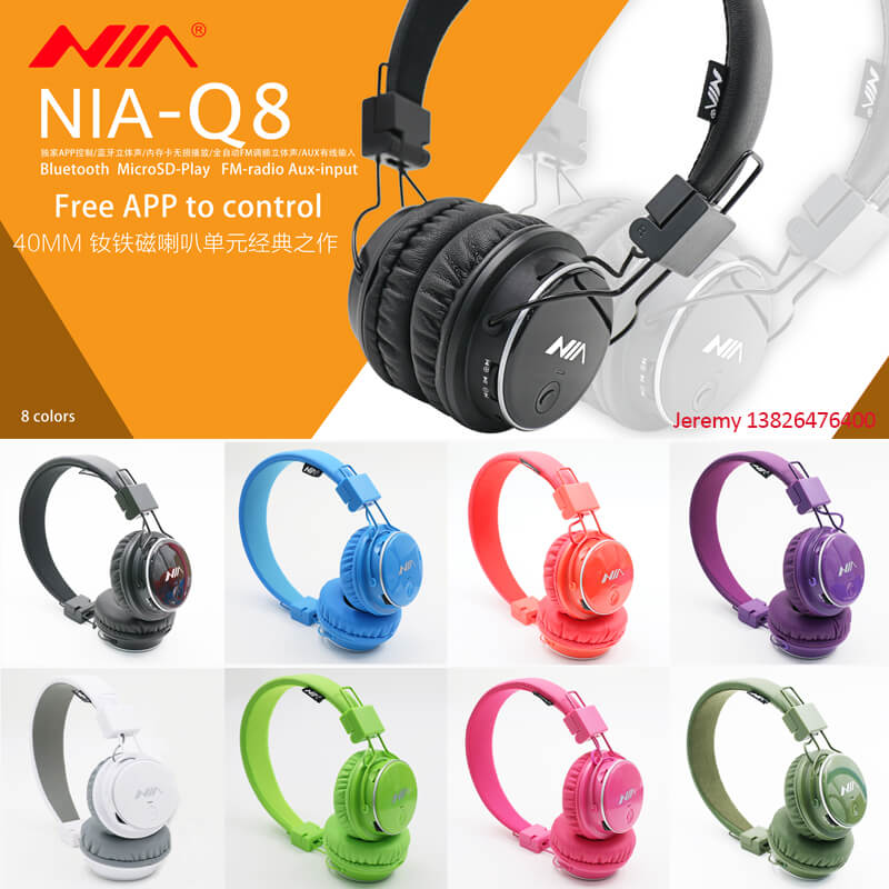 NIA-Q8-Wireless-Bluetooth-Headphones-with-Mic