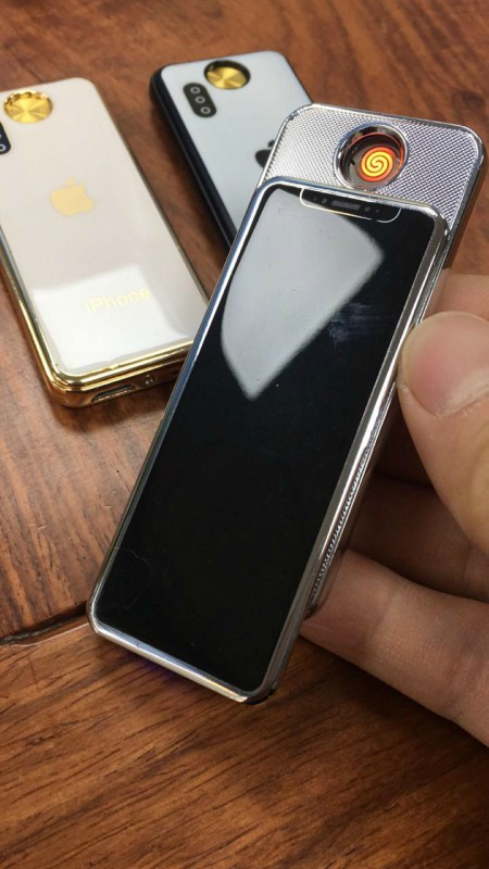 iPhone-X-Shaped-Electric-Lighter