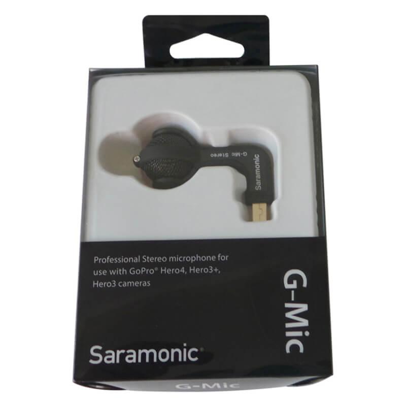 Saramonic-G-Mic-Gopro-Mic-Accessories-Mini-Dual-Stereo-Ball-Prof