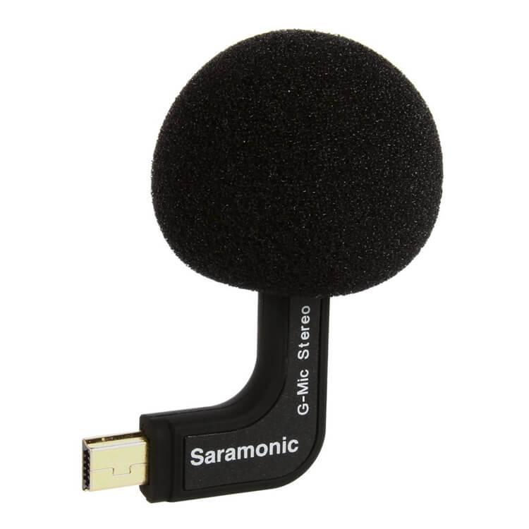 Saramonic G-Gopro Mini Dual Stereo Professional Microphone