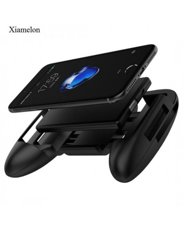5000 MAH POWER BANK With GAME HANDLE GRIP FOR ALL SMARTPHONE