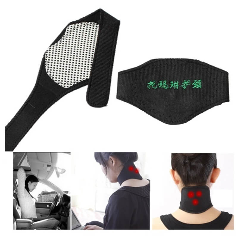 Self-Heating-Thermal-Magnetic-Therapy-Thermal-Neck-Pad