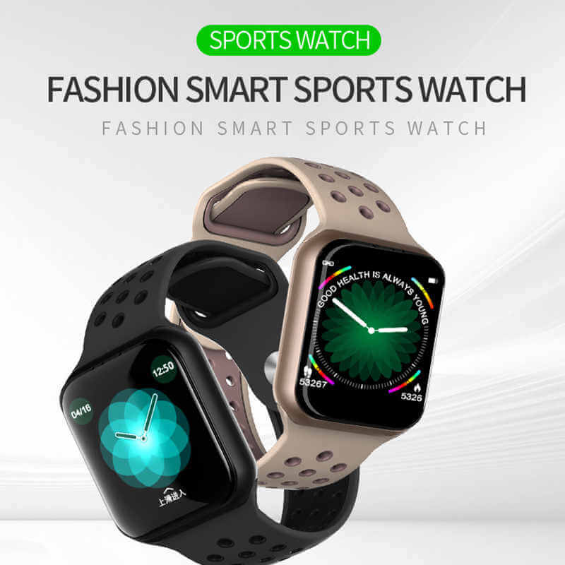 F8 SMART HEALTH WATCH HEART RATE MONITOR
