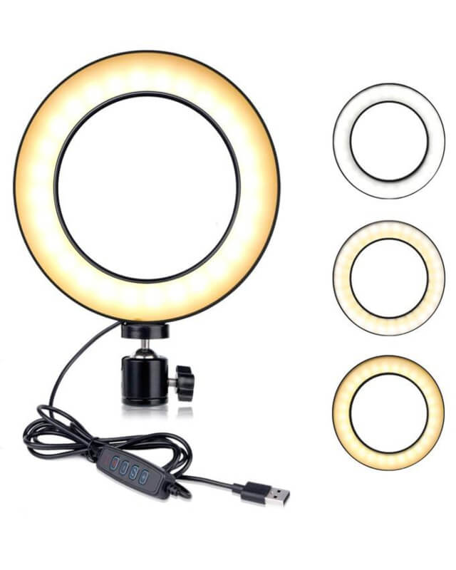 Original-Semi-Professional-Small-Ring-Light