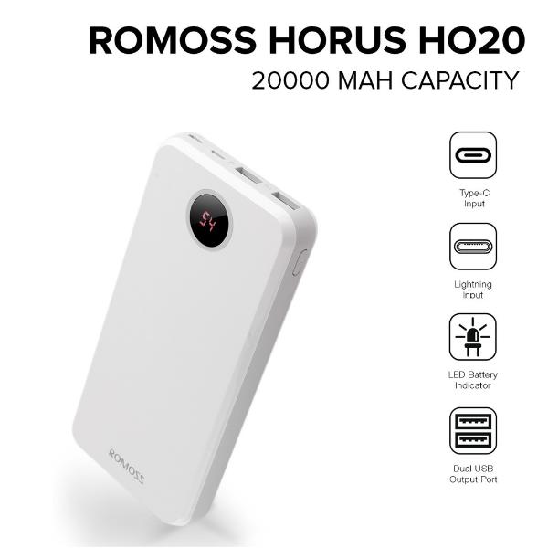 ROMOSS-Horus-HO20-20000mAh-Power-Bank
