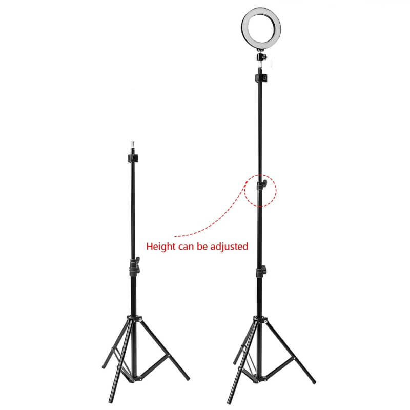Flash-ring-light-Stand-2.1m