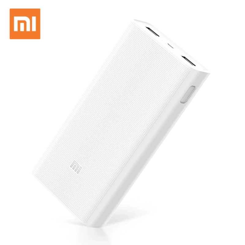 XIAOMI MI 2C 20000 MAH POWER BANK