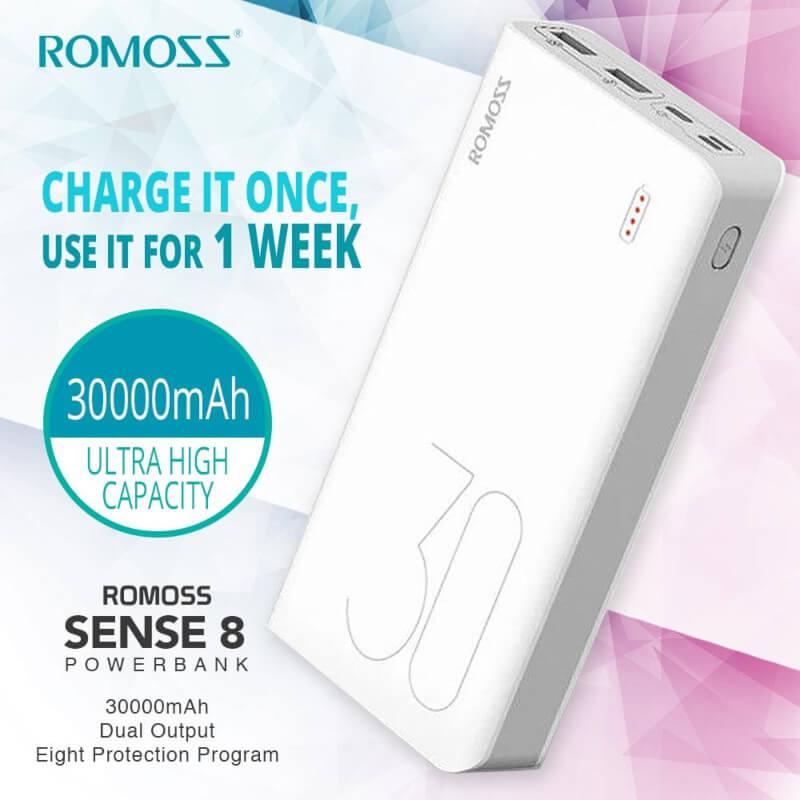 ROMOSS-Sense-8-30000-MAh