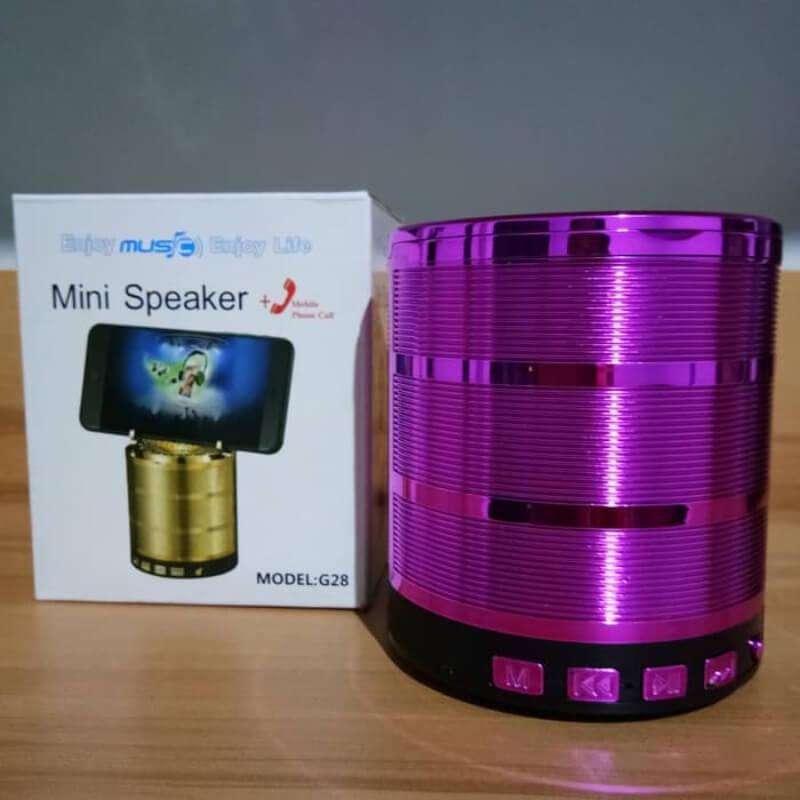 G28 BLUETOOTH SPEAKER