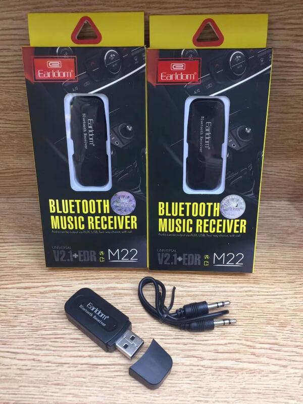 EARLDOM M22 USB CAR BLUETOOTH