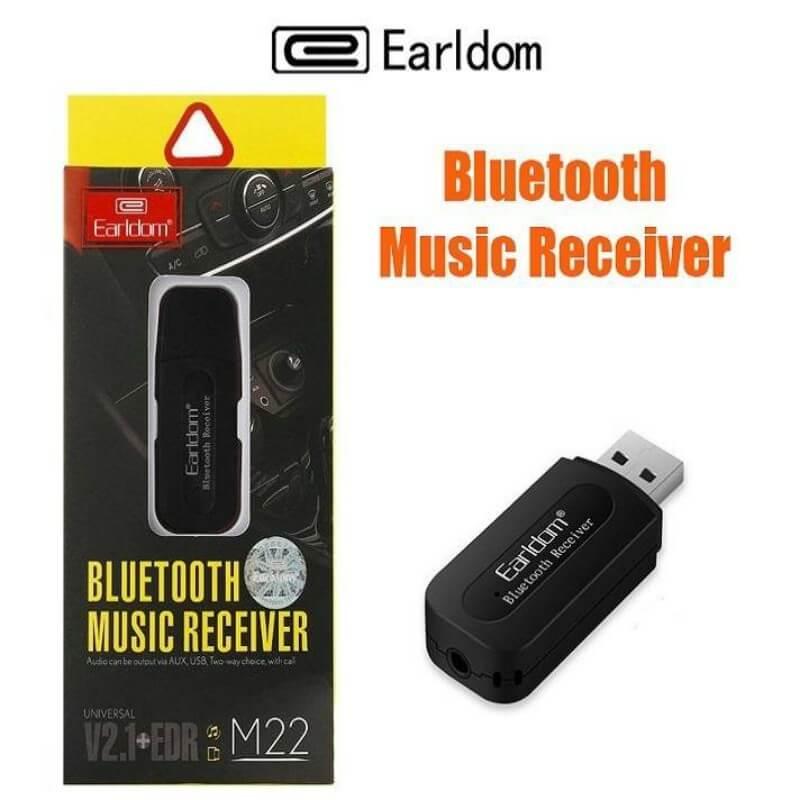 EARLDOM-M22-USB-CAR-BLUETOOTH