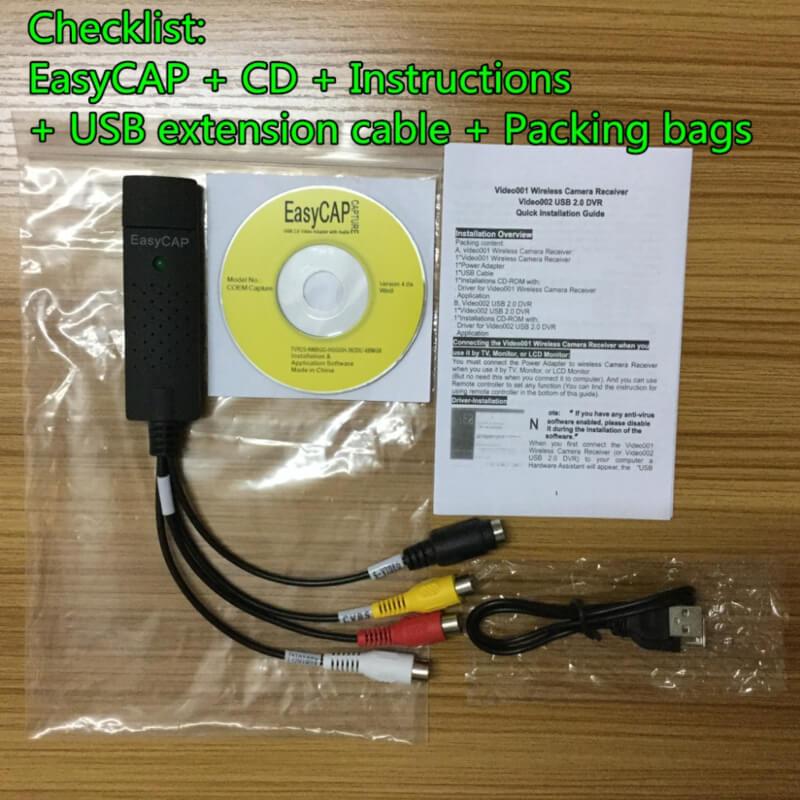 Easy-Cap-USB