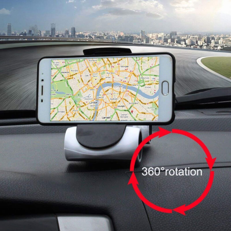 Car Mobile Holder Car Shape