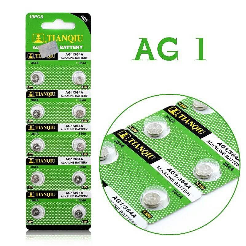 AG1-364A-LR621Button-Battery