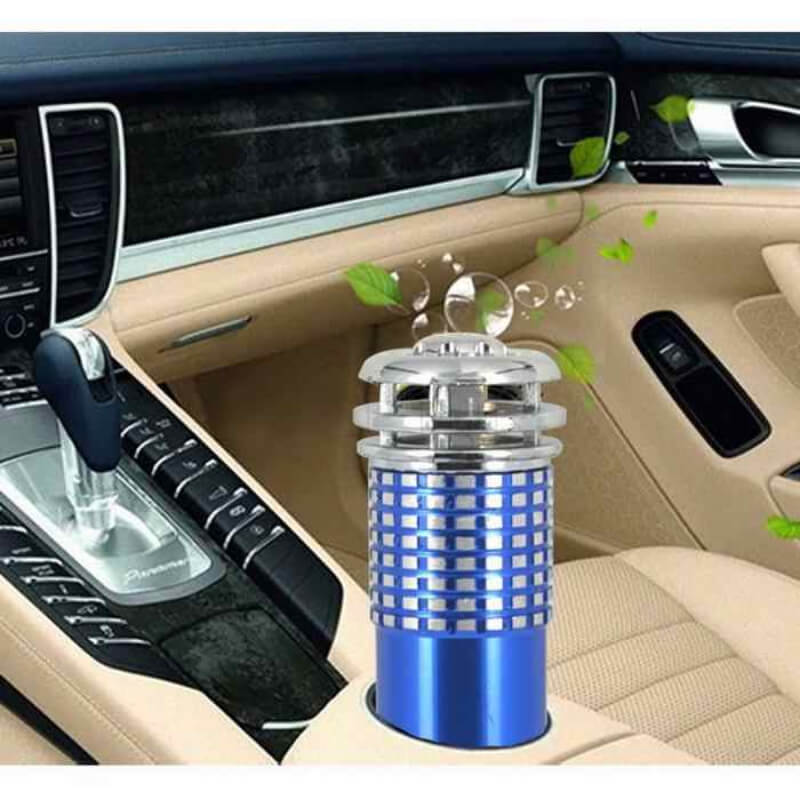 Vehicle Air Purifier Mini Auto Car Fresh Air Ionic