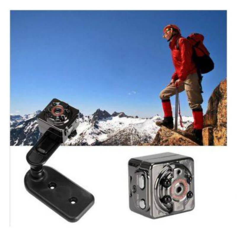 Save Memories through HD Camera