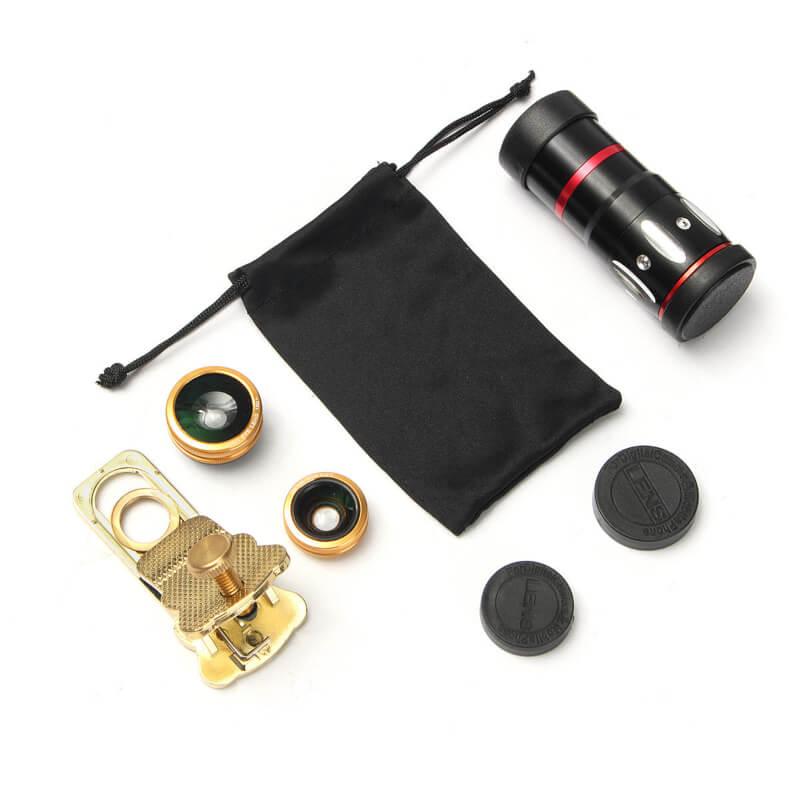 10X Zoom Mobile Zoom Lens
