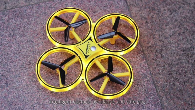 Gravity Sensor Watch Remote Control drone