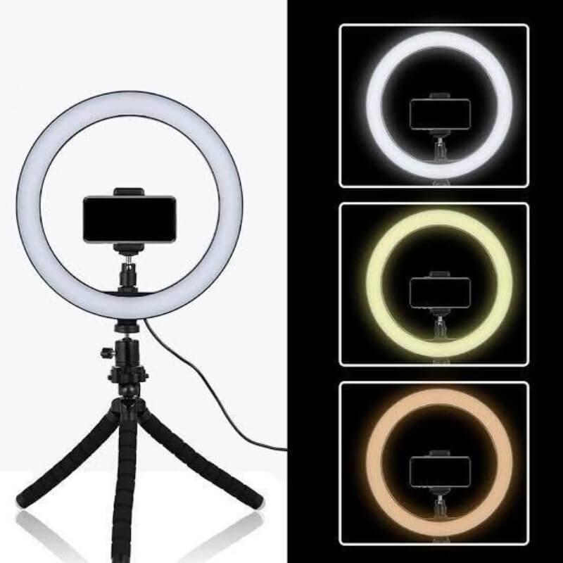 36CM LED STUDIO CAMERA RING LIGHT PHOTOGRAPHY