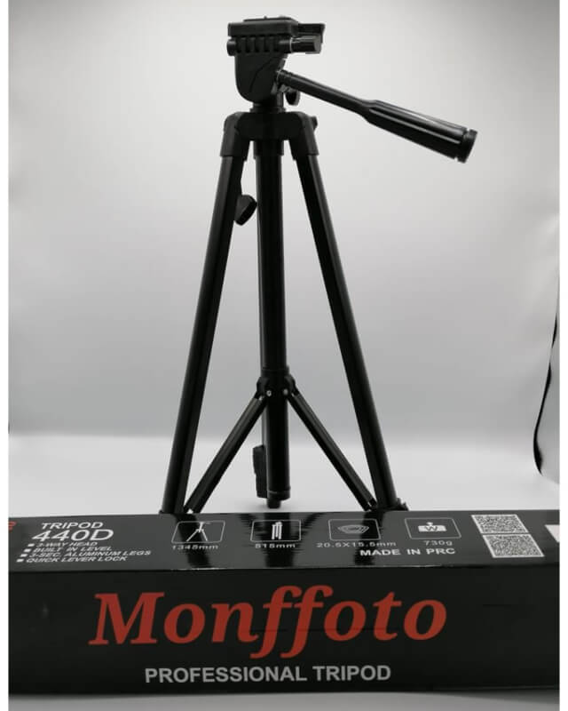 Tripod-D440-Model-For-Mobile-and-Cameras-Edition