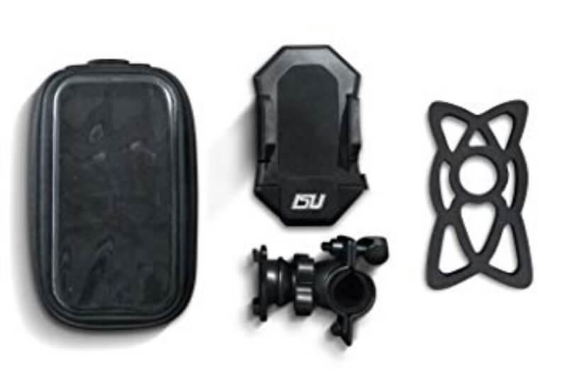 2-IN-1-Bike-Phone-Mount-Adjustable-Waterproof-Rotating-For-Mobil